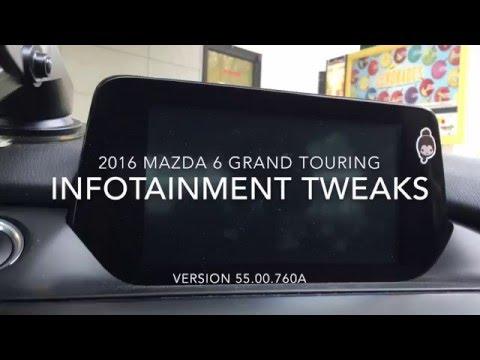 Mazda Infotainment Upgrade