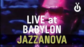 Jazzanova - Booom Clicky Boom Klack I Babylon Performance