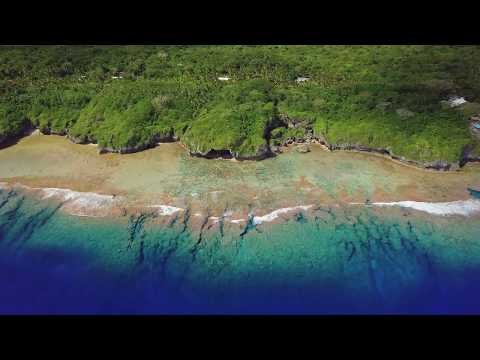 Palaha Cave | Niue  #dronie