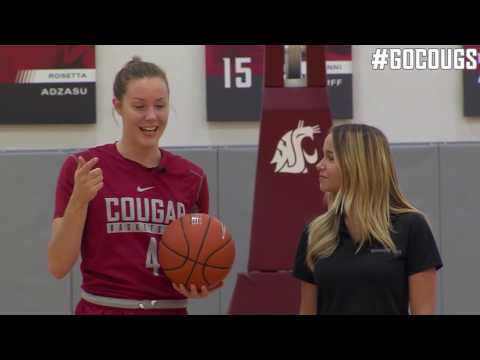 Walk the Court with Louise Brown