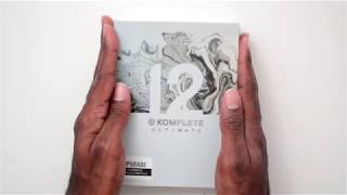 KOMPLETE 12 ULTIMATE COLLECTOR'S EDITION UNBOXING