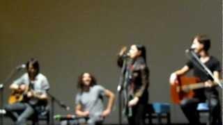 Silbermond - Unter die Oberfläche (live & unplugged 16.03.2012)