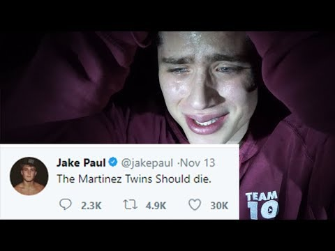 The Real Reason Martinez Twins LEFT Jake Paul's Team 10