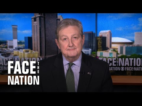 GOP Sen. John Kennedy wants to hear directly from witnesses before deciding on Trump removal