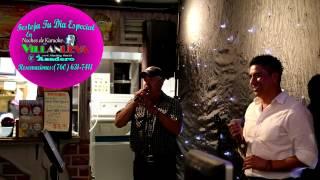 Vicente Fernandez - Amor De Los Dos (Asadero Karaoke)