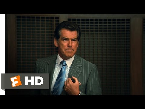 Remember Me (8/11) Movie CLIP - Why Aren't You Riveted? (2010) HD