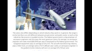 Learn more about Aerospace Engineer Jobs and Salary