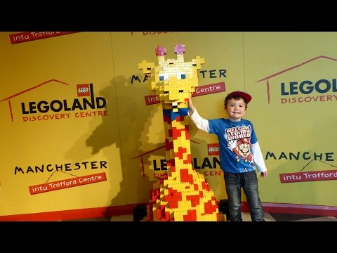 LEGOLAND Discovery Centre Manchester - Full Tour