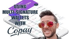 How To Use Bitcoin Multi-Signature with CoPay