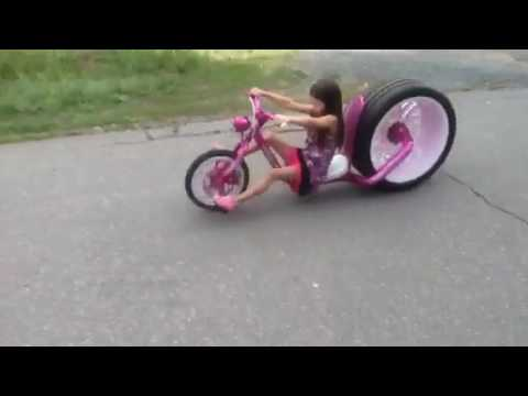 World's Coolest Kid's Pedal Scooter!