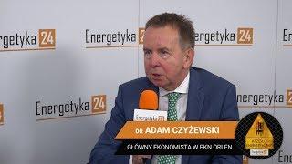 Czyżewski, Orlen: Jeśli świat nie zmieni modelu rozwoju, za 30 lat zabraknie zasobów