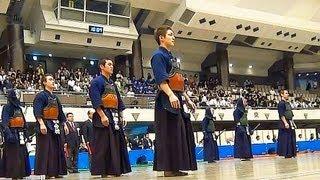 KENDO 少年男子決勝戦 [東京×福岡] 東京国体剣道2013-930