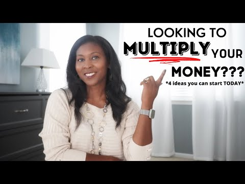 How to BUILD & GROW Multiple Income Streams *4 ideas you can start TODAY* ⎟FRUGAL LIVING TIPS