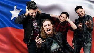 ¡Música chilena versión METAL! - Parasyche