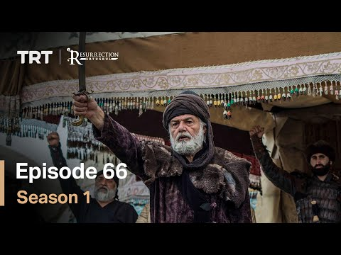 Resurrection Ertugrul Season 1 Episode 66