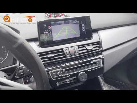 Backup Camera Installation Wire Diagram For HIFIMAX BMW Android Screen
