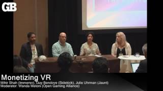 Monetizing Vr: Making Money From The Next Platform
