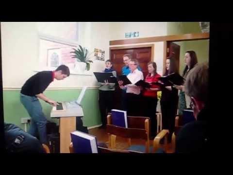 Greater Manchester Humanist Choir Imagine Chorlton Unitarian Church