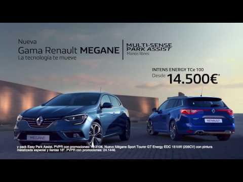 Anuncio Renault Megane 2017