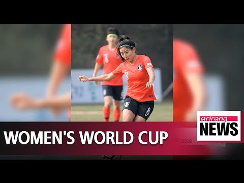 South Korea qualifies for 2019 FIFA Women's World Cup in France