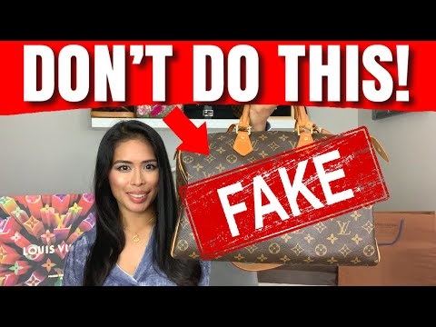 Former Louis Vuitton Employee Reveals What Happens When Customers Bring In *COUNTERFEIT* Bags!