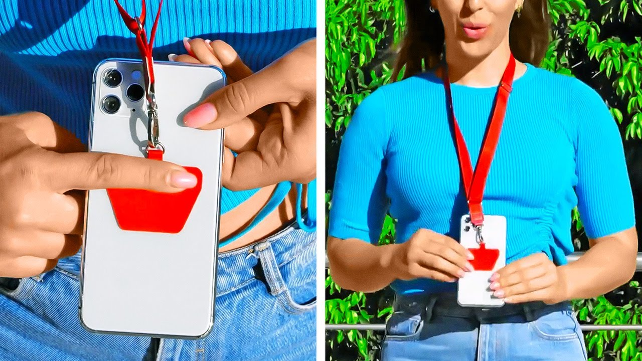 Coolest Smartphone Gadgets And Phone Accessories || Awesome Phone Hacks And Crafts