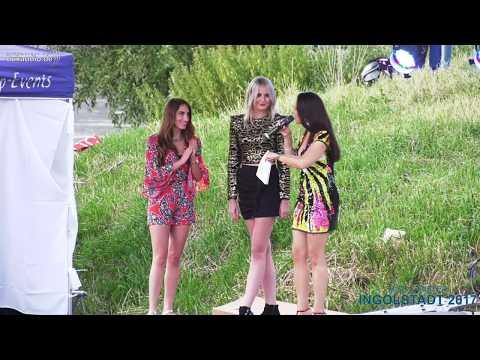 (1) Miss- und Misterwahl Ingolstadt Bayern 2017 am Donaustrand  - Teil 1 - Die Vorstellung