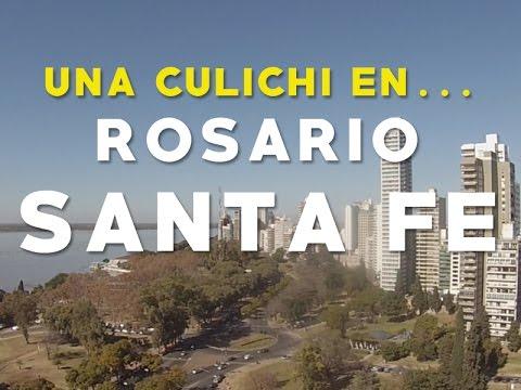 Una Culichi en... Rosario, Santa Fe, Argentina.