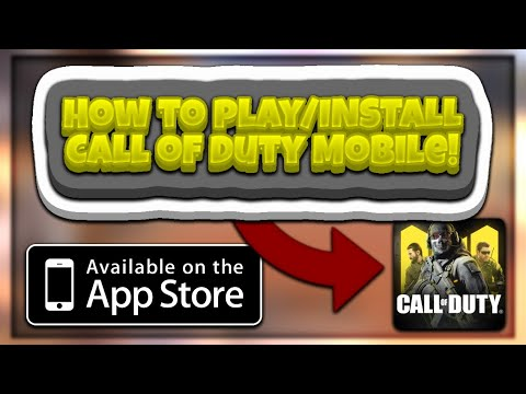 [NEW] How To Download/Play Call of Duty Mobile On iOS 13/12/11! NO PC/JB!  FREE!