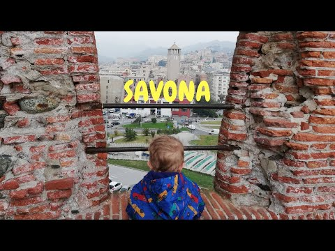 A Day In Savona, Italy | ITALY Travel | Repositioning Cruise