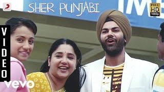 Abhiyum Naanum - Sher Punjabi Video | Prakash Raj, Trisha | Vidyasagar