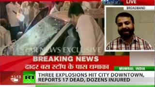 Mumbai under attack: Dozens killed, terror groups