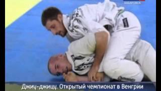 """Вести-Хабаровск. """"Посинел"""" от борьбы"""