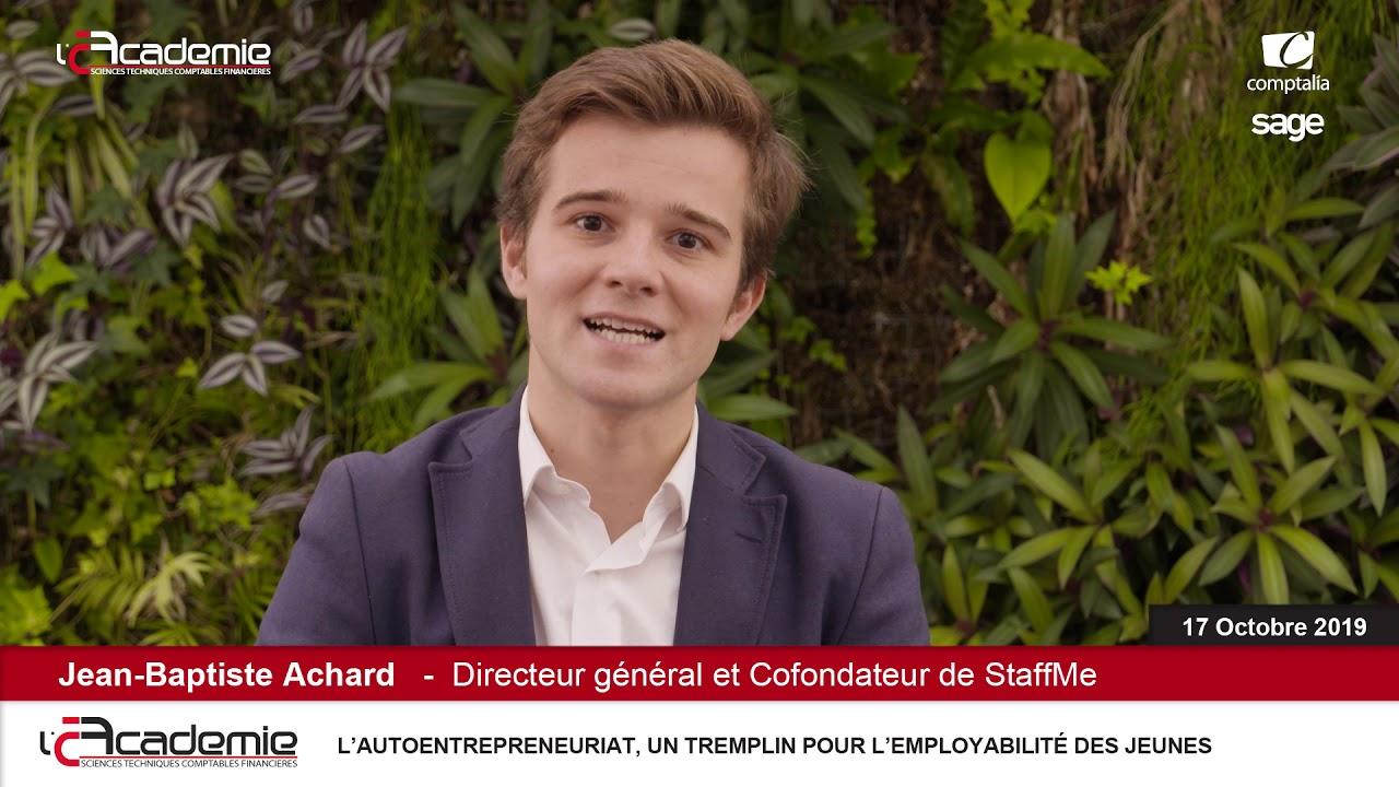Les Entretiens de l'Académie : Jean-Baptiste Achard