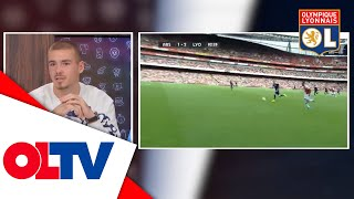 VIDEO: OL ACCESS : Anthony Racioppi | Olympique Lyonnais