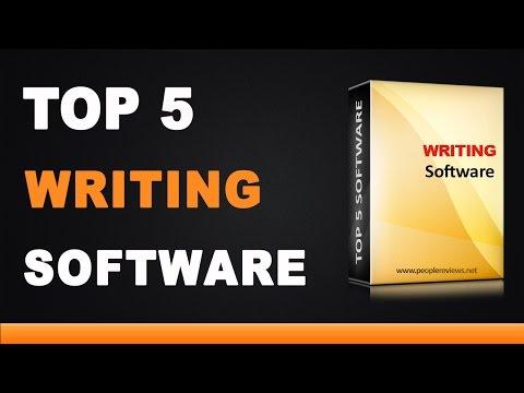 Best Writing Software - Top 5 List