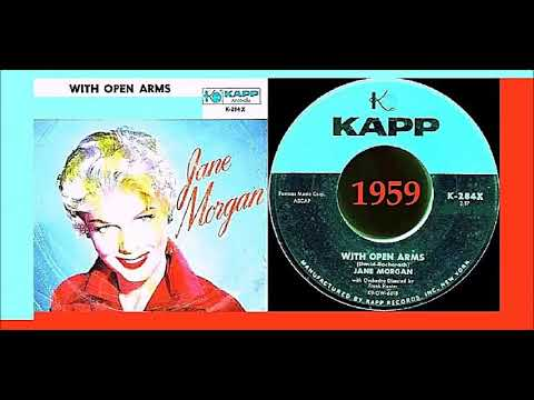 Jane Morgan - With Open Arms 'Vinyl'