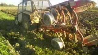 Wtopy i wpadki maszyn rolniczych