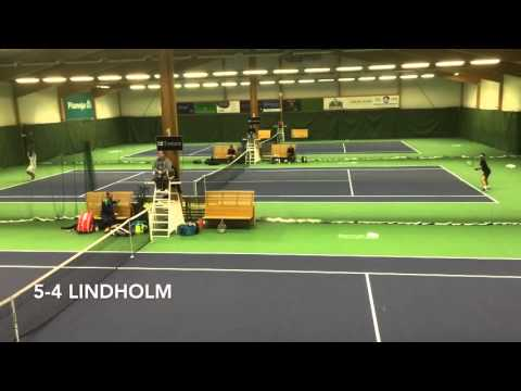 Andreas Backlund college video