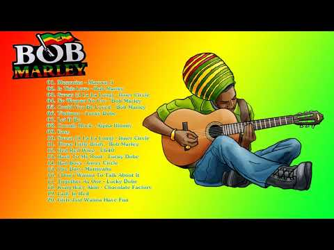 The Best Of Bob Marley   Bob Marley Greatest Hits Full Album   Bob Marley Reggae Songs
