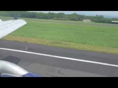 Delta Airlines Atlanta- San Salvador, El Salvador 8/13