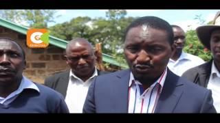 CS Kiunjuri accuses Raila of using corruption allegations to gain political mileage