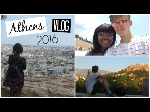 Travel Vlog | Athens 2016