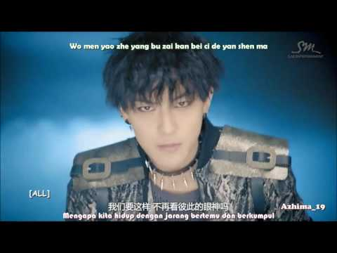 EXO M - MAMA Chinese MV HD (Subtitle Indonesia) Azhiima_19