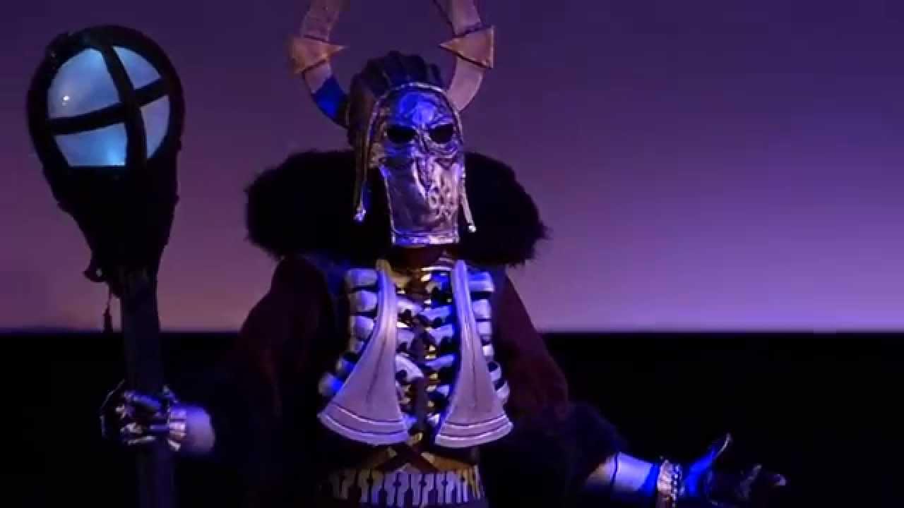 Dijon saiten 11 2015 caranthir de the witcher 3 youtube - The witcher 3 caranthir ...