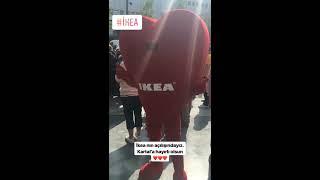 Kartal/İSTANBUL İKEA Açılışı(4 Mayıs 2018)