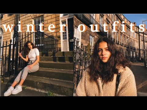 winter outfits / lookbook 9