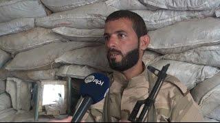 مقاتل بالجيش الحر مصاب السرطان يقاتل على جبهات درعا