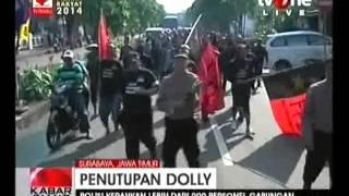 Video Penutupan Lokalisasi Dolly Surabaya  Warga Blokade Jalan download MP3, 3GP, MP4, WEBM, AVI, FLV Juli 2018