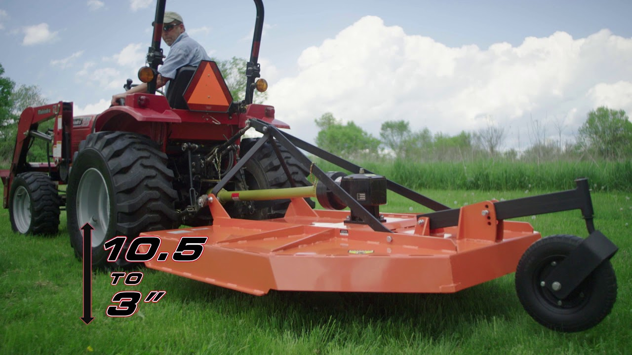 DR PTO Field and Brush Mower